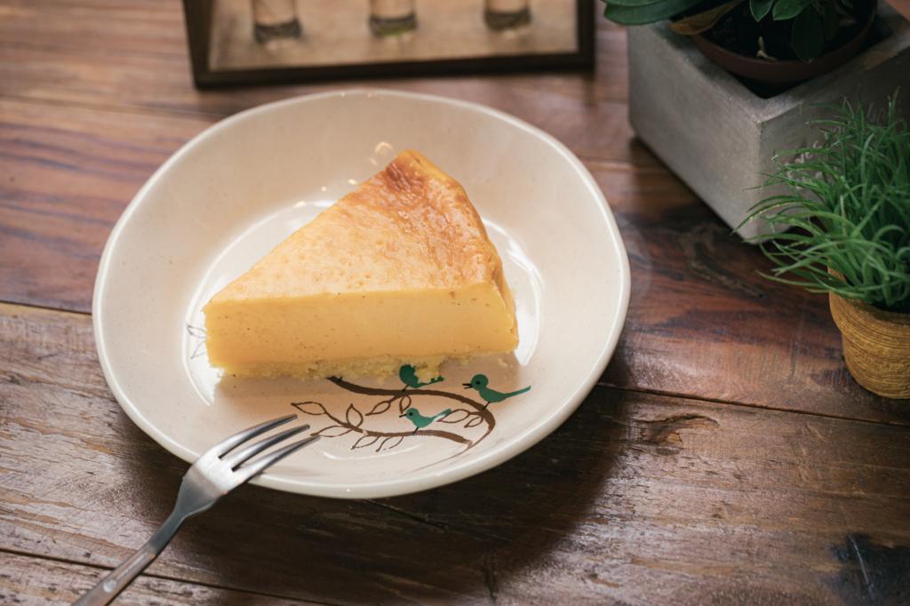 おいしそうなチーズケーキ